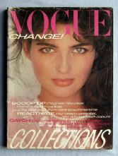 Vogue Magazine - 1981 - March